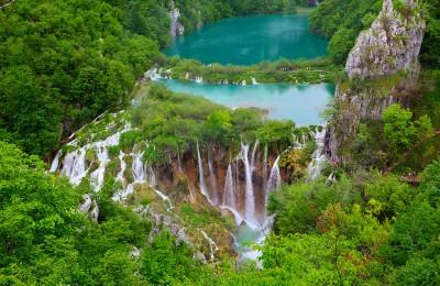 Ντουμπρόβνικ Λίμνες Πλίτβιτσε ομαδικό ταξίδι
