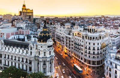 Μαδρίτη, Τολέδο