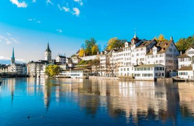 Πανόραμα Ελβετίας & Χωριά Αλσατίας