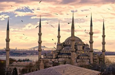 Κωνσταντινούπολη, Πριγκιπόννησα ταξίδι