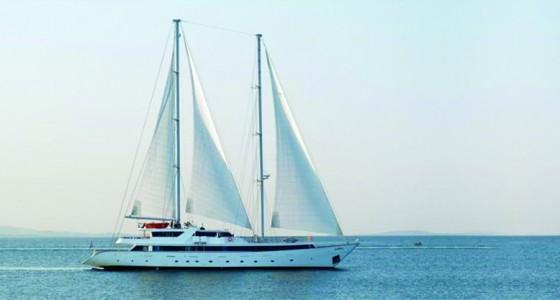 Antiquity to Byzantium cruise M/S Panorama II
