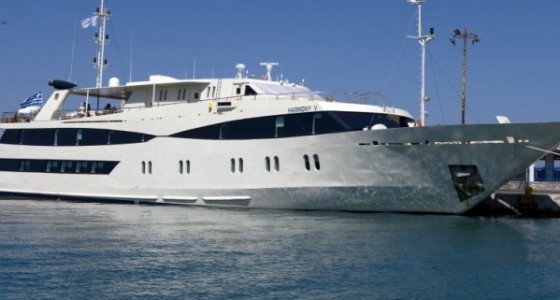 Classical Greece Cruise M/Y Harmony V