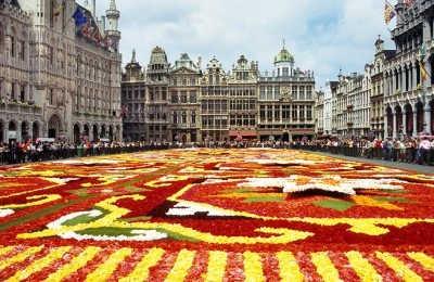 Βρυξέλλες, Βέλγιο