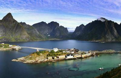 Νησιά Λοφότεν, Νορβηγία