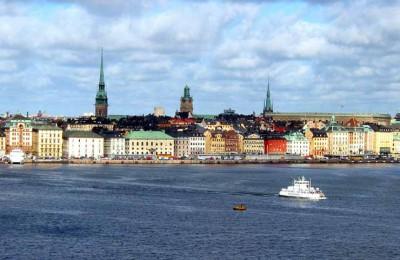 Σκανδιναβία, Στοκχόλμη